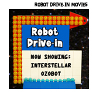 Robot Drivein Movies